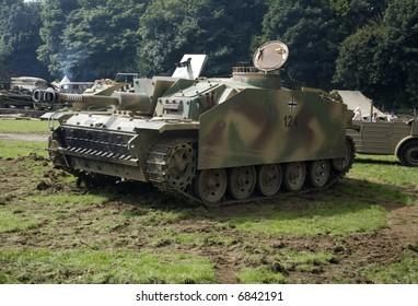 German Tank Images, Stock Photos & Vectors | Shutterstock