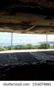 German Shelter in Normandy