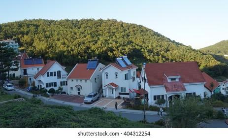 German Village in South Korea