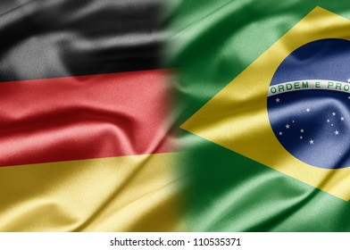 Germany and Brazil