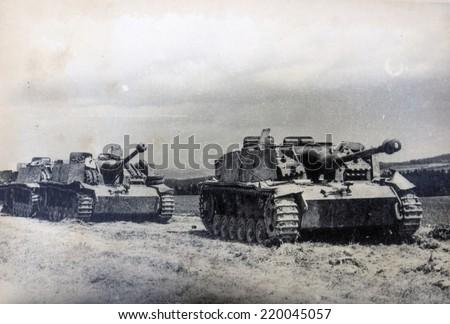 germany circa 1940 s sturmgeschutz iii stu g stock photo edit now
