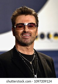 Germany,Hamburg 16.04.2006 George Michael - Press conference in Hamburg