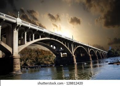 Gervias Street Bridge