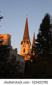 Gesu at Sunset