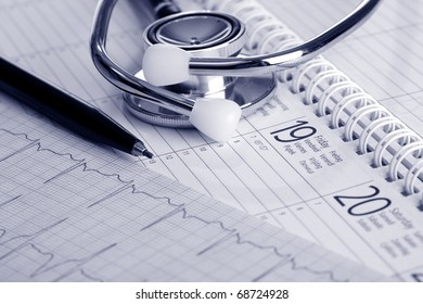 Get well soon - make an appointment with your doctor
