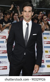 Gethin Jones arriving for the 2011 Pride Of Britain Awards, at the Grosvenor House Hotel, London. 04/10/2011 Picture by: Steve Vas / Featureflash