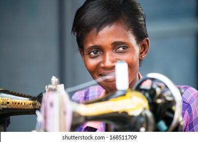 Ghanaian Village Images, Stock Photos & Vectors | Shutterstock