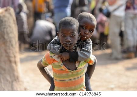 b45fd93a356b8 GHANI GHANA JAN 14 2017 Unidentified Stock Photo (Edit Now ...