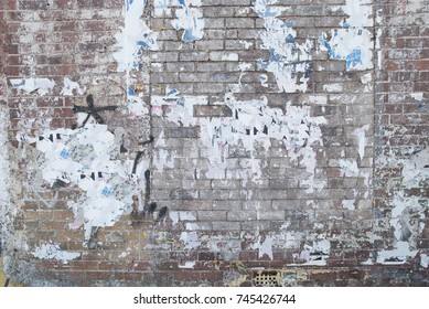 ghetto street wall background