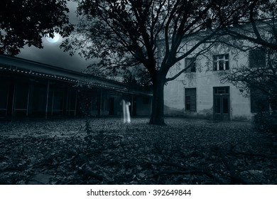 Ghost apparitions
