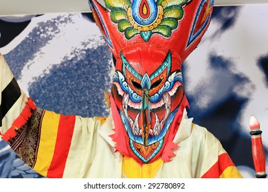 Ghost Festival (Phi Ta Khon)