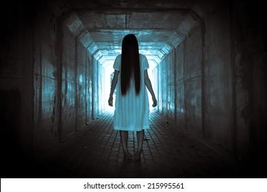 Ghost Girl   Horror
