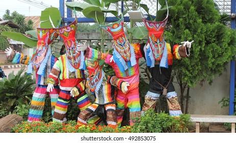 Ghost, Phi ta khon, Loei, Thailand