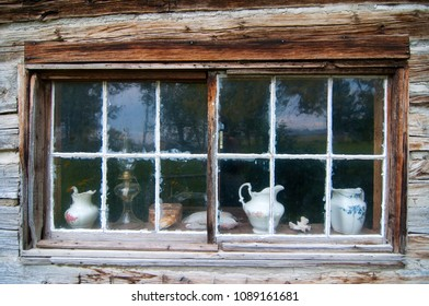 Ghost Town Window Texture