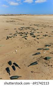 Ghost towns in 1st Diamond area - Skeleton Coast - Namibia