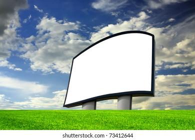 Giant billboard