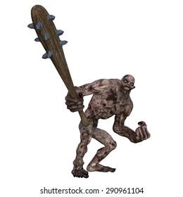 giant monster