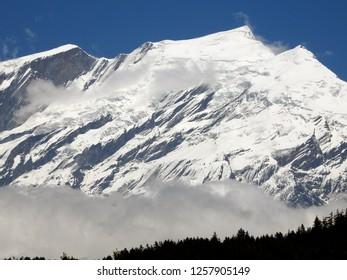 The Giant Mount Dhaulagiri