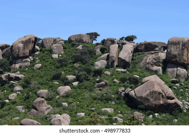 Giant Rocks Landscape
