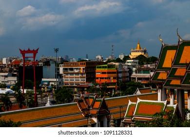 Giant Swing Wat Suthat