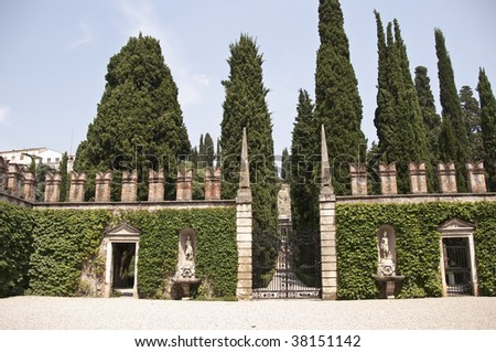 Verona s secret garden l italo americano italian american