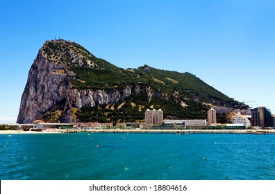 Gibraltar - the most south point of Europe, Spain