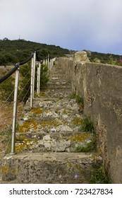 Gibraltar stairs