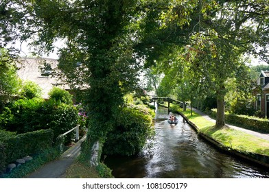 Giethoorn village, The Netherlands