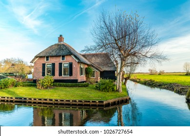 Giethoorn Netherlands Images Stock Photos Vectors Shutterstock