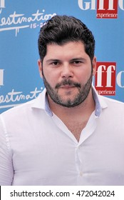 Giffoni Valle Piana, Sa, Italy - July 17, 2016: actor Salvatore Esposito at Giffoni Film Festival 2016 - on July 17, 2016 in Giffoni Valle Piana, Italy