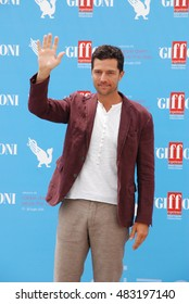 Giffoni Valle Piana, Sa, Italy - July 21, 2015: actor Luca Capuano  at Giffoni Film Festival 2015 - on July 21, 2015 in Giffoni Valle Piana, Italy