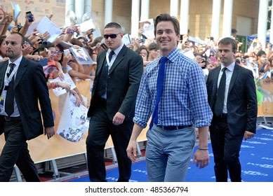 Giffoni Valle Piana, Sa, Italy - July 19, 2014:  Matt Bomer  at Giffoni Film Festival 2014 - on July 19, 2014 in Giffoni Valle Piana, Italy