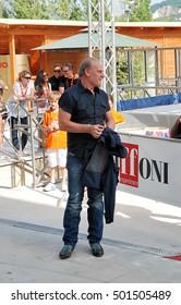 Giffoni Valle Piana, Sa, Italy - July 14, 2011 : Lluis Homar at Giffoni Film Festival 2011 - on July 14, 2011 in Giffoni Valle Piana, Italy
