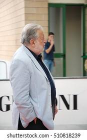 Giffoni Valle Piana, Sa, Italy - July 31, 2010 : Pupi Avati  at Giffoni Film Festival 2010 - on July 31, 2010 in Giffoni Valle Piana, Italy