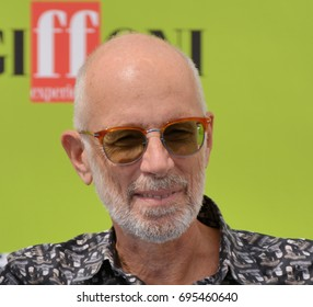 Giffoni Valle Piana, Sa, Italy - July 21, 2017 : Gabriele Salvatores at Giffoni Film Festival 2017 - on July 21, 2017 in Giffoni Valle Piana, Italy