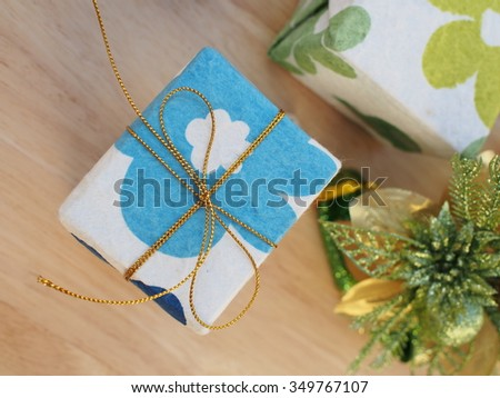 Gift Box Bow Christmas Decorate Stock Photo Edit Now 40 Mesmerizing How To Decorate A Gift Box