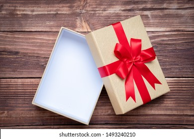 Gift box for decoration, New year and Christmas day
