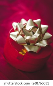 Gift, Gift Box, Red.