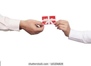 Gift card concept