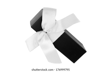 gift on a white background isolated