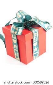 Gift, present, surprise.