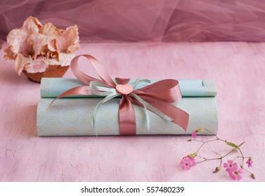 Gift Set. Sweets, tea, coffee
