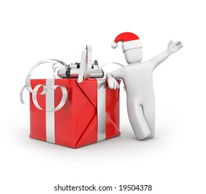 Gifts by New Year and Christmas