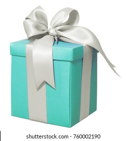 gifts parcel isolated