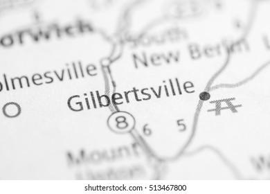 Gilberstville. New York. USA