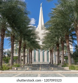 The Gilbert Arizona Temple is a temple of The Church of Jesus Christ of Latter-day Saints (LDS Church), in the town of Gilbert, Arizona.   It is the 142nd temple of the LDS