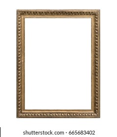 Gilded frame for paintings, mirrors or photos