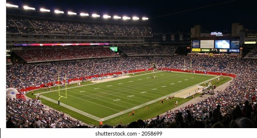 Gilette Stadium- New England Patriots