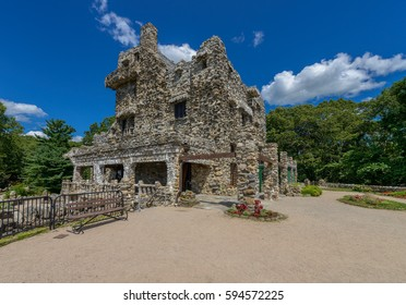 Gillette Castle State Park, East Haddam, Connecticut