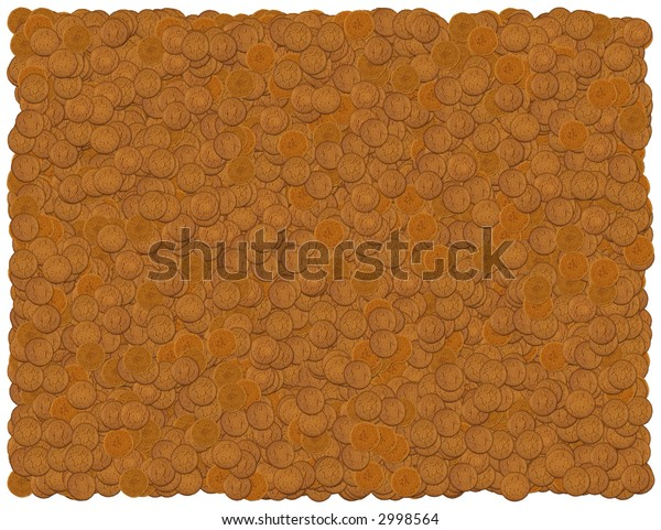 Ginger snaps background. From The Food background series